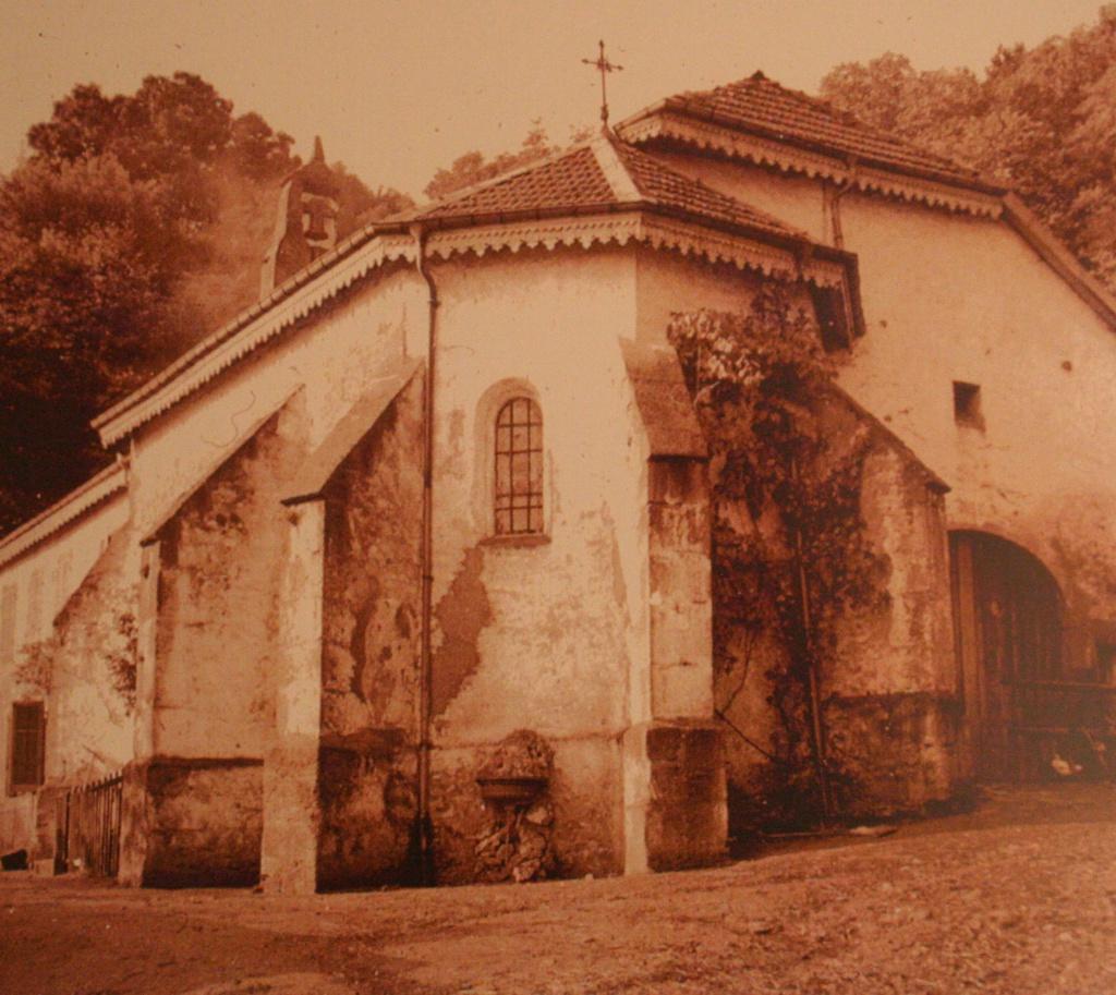 Photographie de la chapelle Saint-Roch