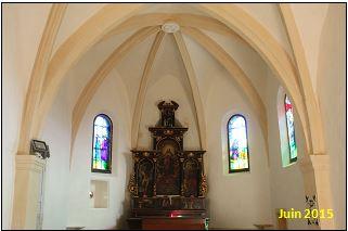 Chapelle Saint-Roch - Juin 2015