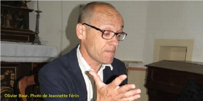Olivier BOUR le 7 juin 2015 Photo de Jeanette Ferin