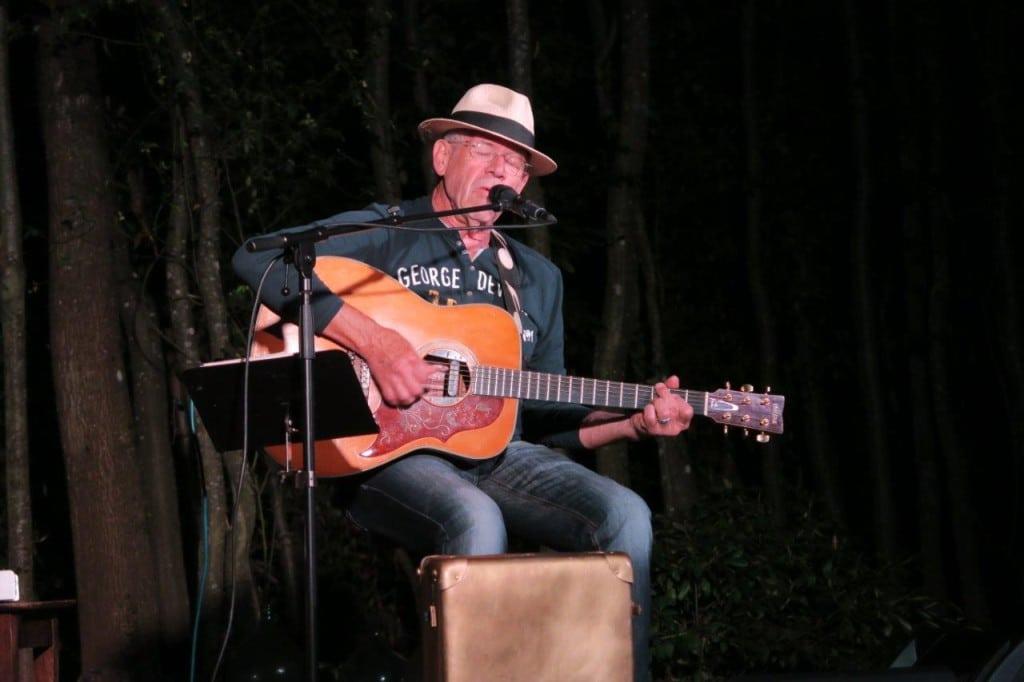 Le blues-man alsacien Guy Roel