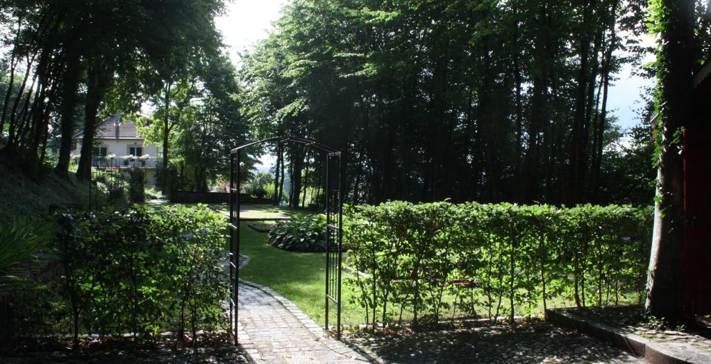 Les jardins d la chapelle