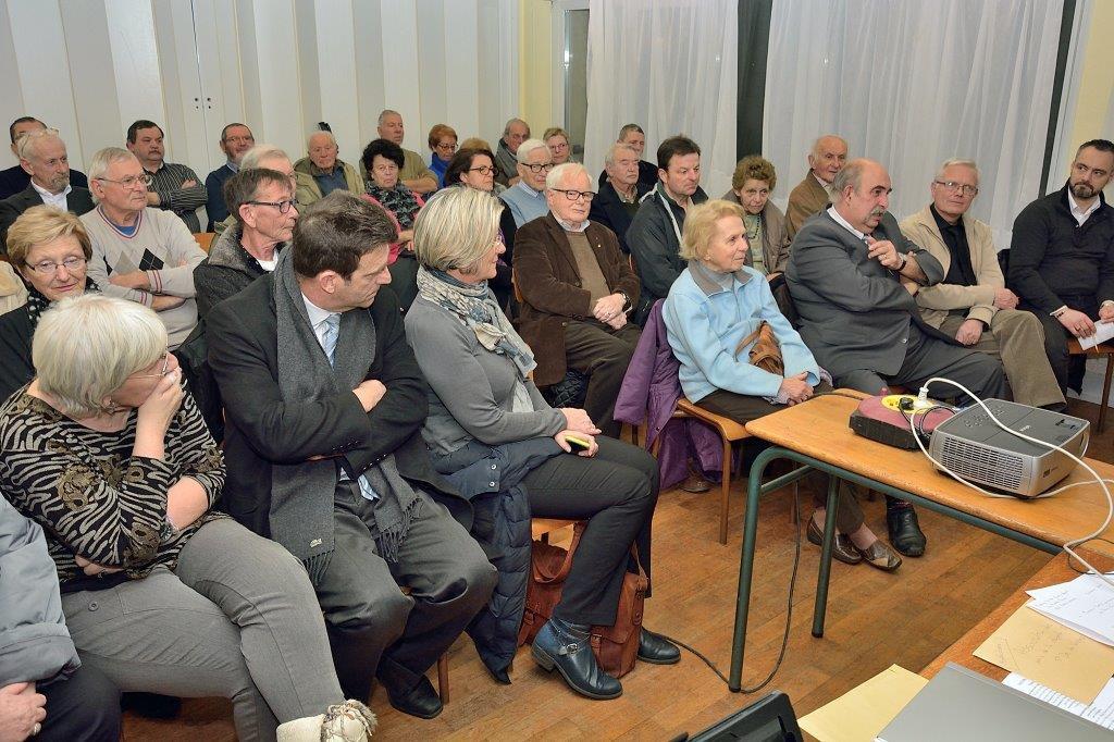 l'AG 2016 a réuni près de 50 personnes (photos de Julien Jacquemin-Saint-Dié Info)