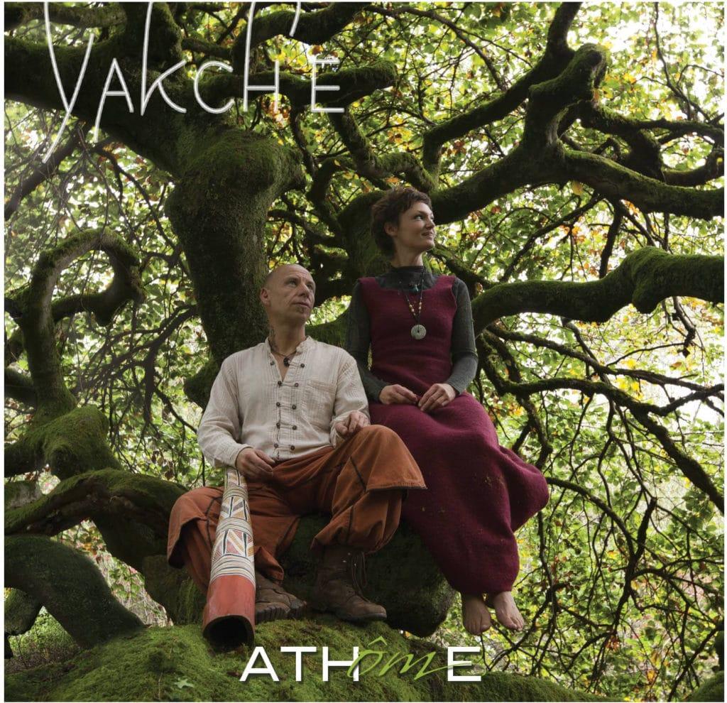 """""""ATHômE"""", troisième album du duo Yackch'e"""
