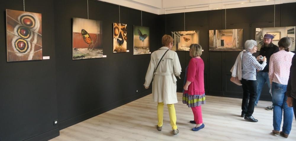 Galerie 36e Art jusqu'au 31 juillet 2016