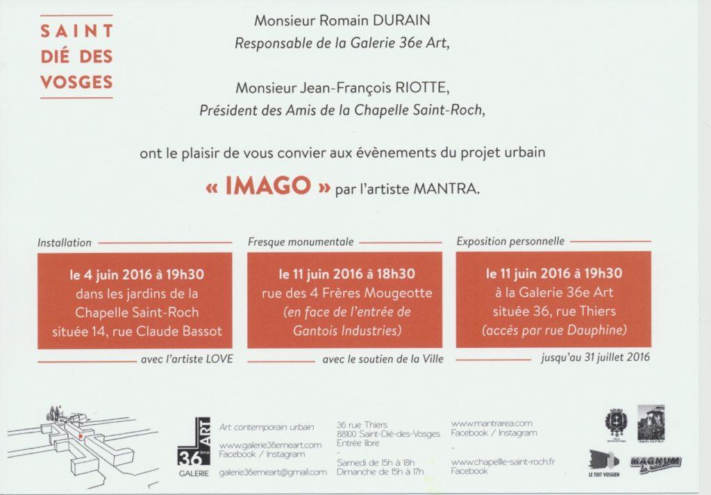 Invitation Imago