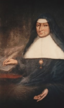 Portrait de Catherine de Bar