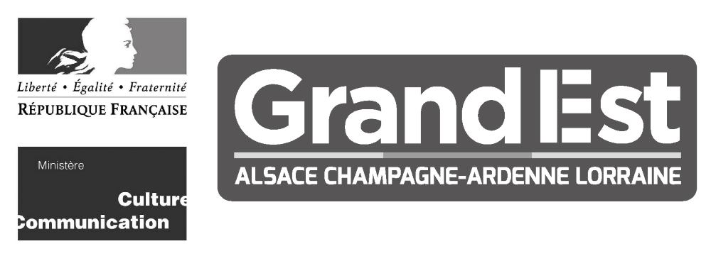 Logo DRAC Grand Est