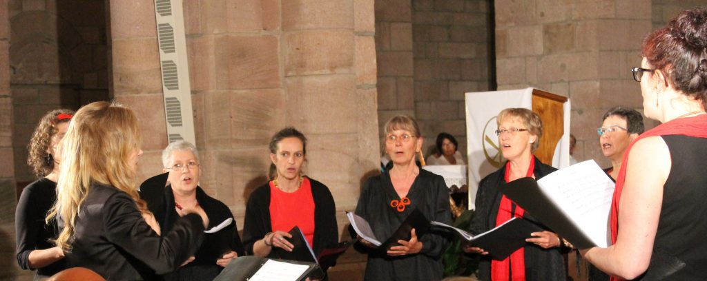 Photo de la chorale