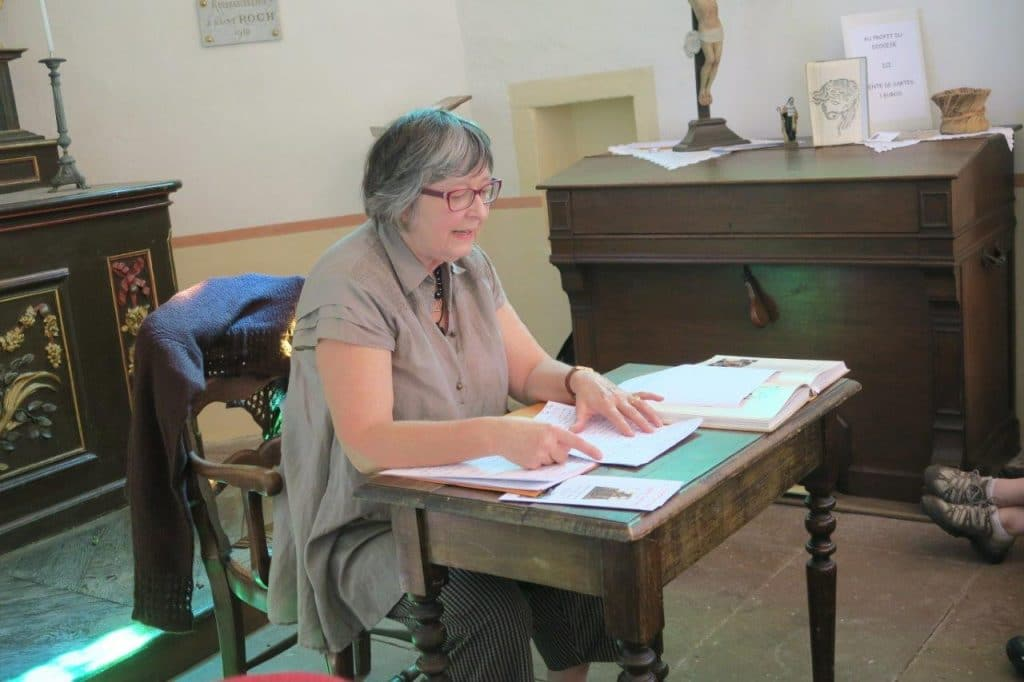 Photo d'Agnès Pozza