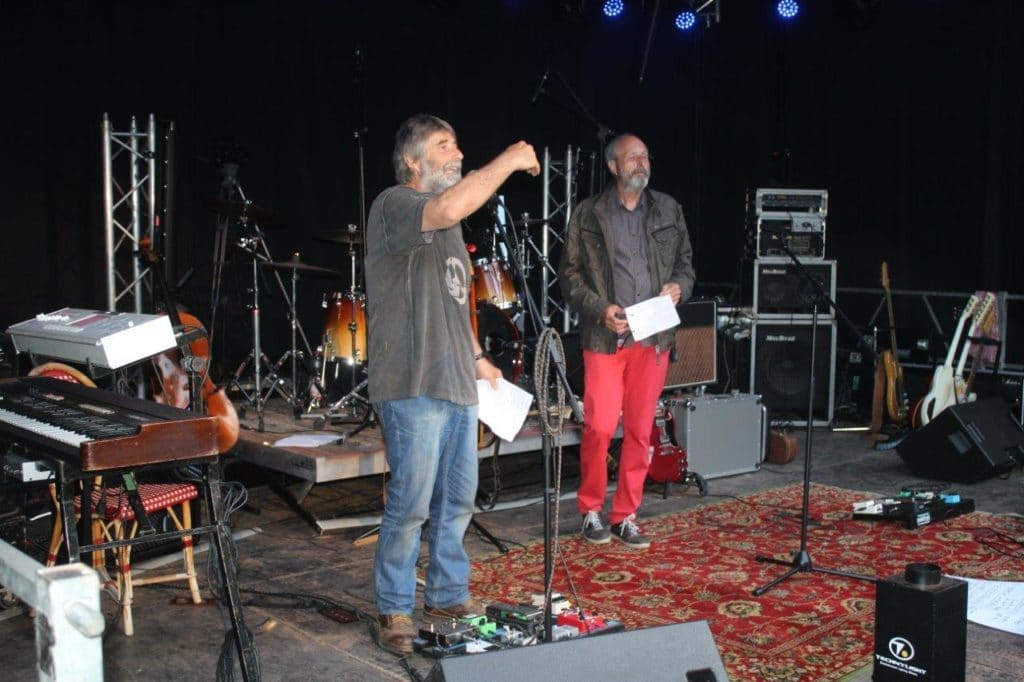 Intervention introductive de Jean-Luc Ganier lors du concert de Zepset